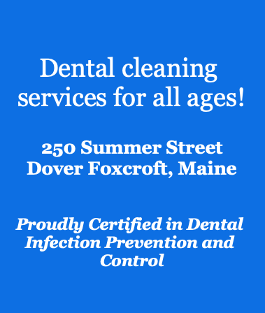 Dental cleaning services for all ages!   8 Mo